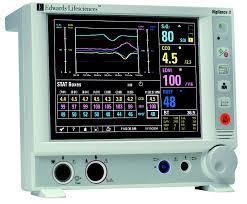 Monitor Vigilance II, Edwards Lifesciences