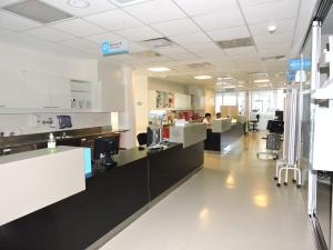 Unidad de Terapia Intensiva - Hospital Central