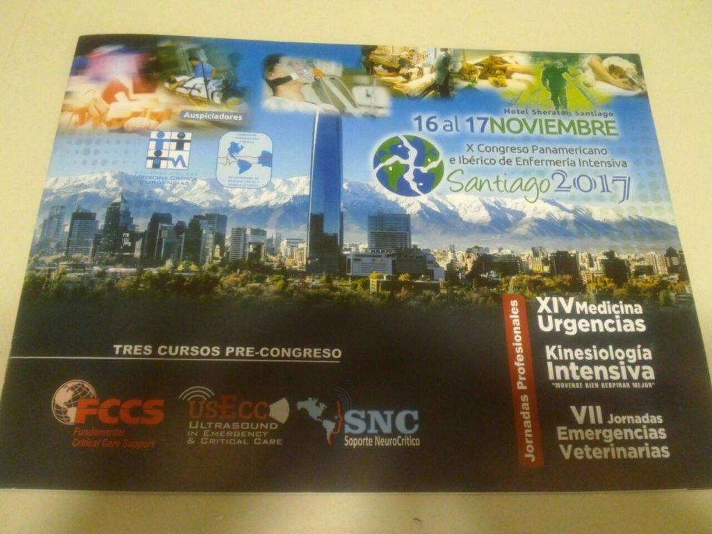 X Congreso Panamericano e Ibérico de Enfermería Intensiva – FCCHI